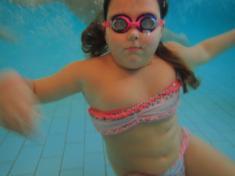 Plavecký výcvik 2.tříd