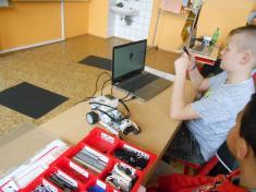 Robotika s LEGO Minstorms