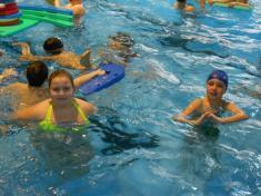 plavecký výcvik 2.,3.třída