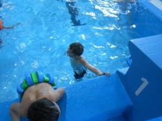 Plavecký výcvik 3.B+2.A
