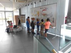 Elektrárna Ledvice-exkurze