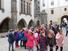 Exkurze do Prahy (6. 11. 2019)