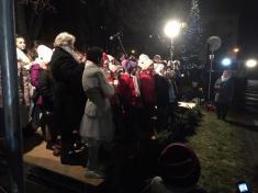 Rozsvícení vánočního stromku 29. 11. 2019 v Ohníči a Ledvicích, 1. 12. 2019 v Hostomicích