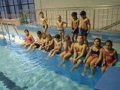 Plavecký výcvik 2. třída (4. 10. - 13. 12. 2019)